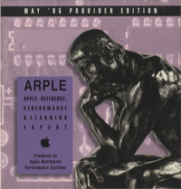 Apple Reference, Performance & Learning Expert. Provider Edition, May 1995.
