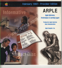 Apple Reference, Performance & Learning Expert. Provider Edition, February 1997.