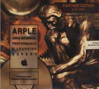 Apple Reference, Performance & Learning Expert. Partner Edition, July 1994.