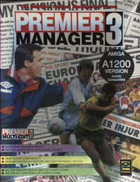 Premier Manager 3 A1200