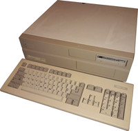 Commodore Amiga A2000
