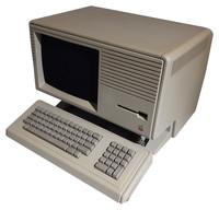 Apple Lisa 2/10