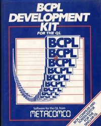 BCPL Development Kit