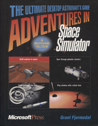 Adventures In Space Simulator