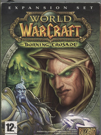World of Warcraft: The Burning Crusade (Expansion)