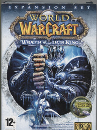 World of Warcraft: Wrath of the Lich King (Expansion)