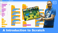 An Introduction to Scratch - Parachute Game