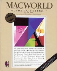 Mac World Guide to System 7