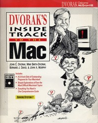 Dvorak's Inside Track to the Mac