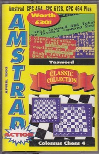 Amstrad Action Pack (Tape 25)