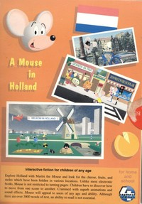 A Mouse In Holland