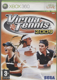Virtua Tennis 2009 (Italian)