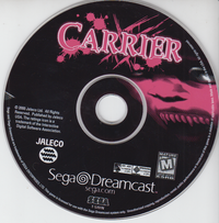 Carrier (Disc only)