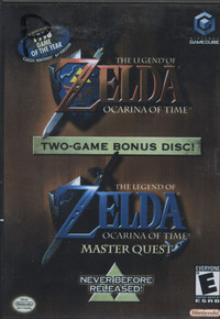 The Legend Of Zelda Two Game Disc