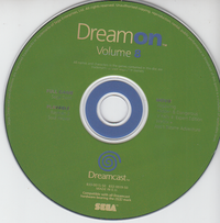 Dream On Volume 8 (Disc only)