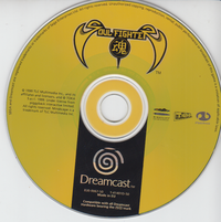 Soul Fighter (Disc only)