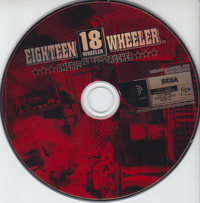 18 Wheeler: American Pro Trucker (Disc only)
