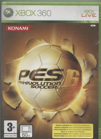 Pro Evolution Soccer 6 (Bundle Version)