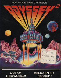 Out of this World / Helicopter Rescue (Odyssey 2)