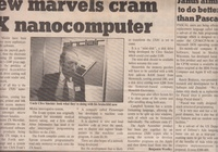 'New Marvels Cram ZX Nanocomputer'