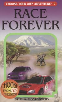 Choose your own Adventure - Race Forever