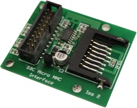 BBC Micro MMC Interface