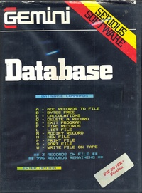 Database 16k+ version
