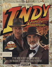 Indiana Jones & The Fate Of Atlantis