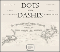 Dots and Dashes - Thursday 18th April 2019