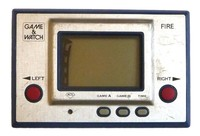 Nintendo Game & Watch - Fire RC-04