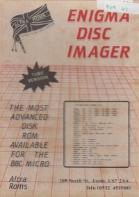 Enigma Disc Imager