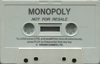 Monopoly (Not for Resale)