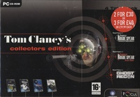 Tom Clancy's Collector's Edition