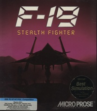 F-19 - Stealth Fighter