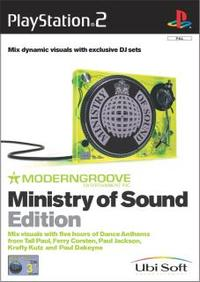 Moderngroove Ministry of Sound Edition