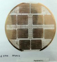 Prototype PragmatIC Flexible Integrated Circuit