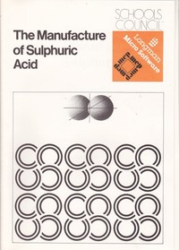 The Manufacture of Sulphuric Acid
