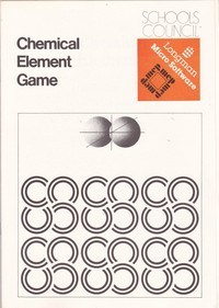 Chemical Element Game