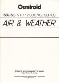 Air & Weather