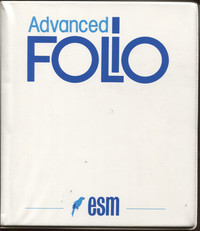 Advanced Folio
