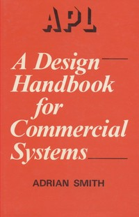 A Design Handbook for Commercial Systems