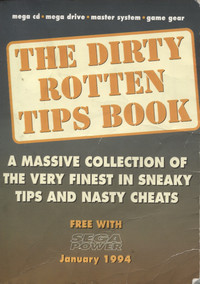 The Dirty Rotten Tips Book