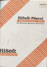 HiSoft Pascal (1995 - early version)