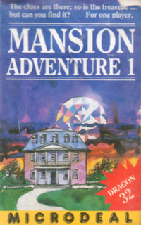 Mansion Adventure 1