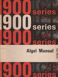 ICT 1900 Series Algol Manual