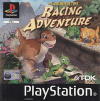 The Land Before Time Racing Adventure