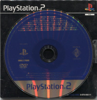 Playstation 2 Demo Disc