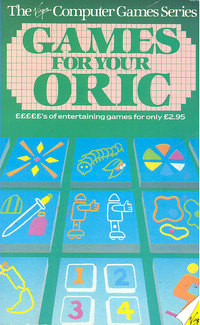 Games for your Oric