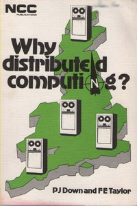 Why Distributed Computing?