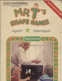 Mr T's Shape Games